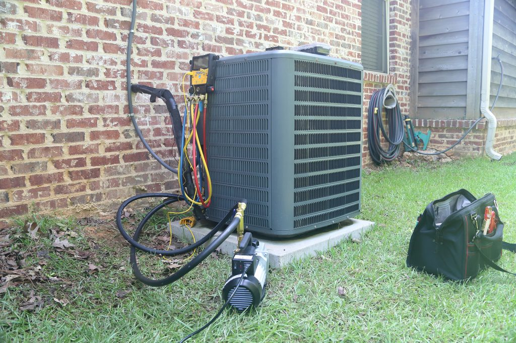Air Conditioner Installation​